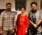 Visually-challenged singer records for Marathi film