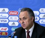 Russia's deputy PM steps down as Russian Football Union president