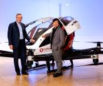 Free Photo: Vodafone Germany in pact with EHang for flying car project