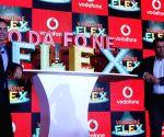 "Vodafone Flex"" launch"