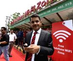 Vodafone launches free Wi-Fi service at bus stand