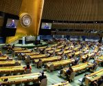 UNITED NATIONS-UNGA PRESIDENT-75TH ANNIVERSARY-HIGH-LEVEL MEETING