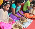Eco-friendly Ganesha - awareness