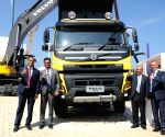Volvo launches new trucks