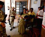 2019 Lok Sabha elections - Re-polling at a Kolkata polling station