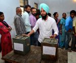 Zila parishad and panchayat samiti polls - Voting underway