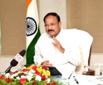 V-P Naidu on 5-day trip to Rajasthan from Sunday