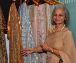 Waheeda Rahman at store launch of Designer Rina Shah.