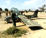 PAKISTAN WANNA ARMY PLANE CRASH