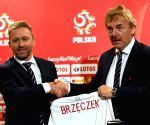 POLAND-WARSAW-POLISH NATIONAL FOOTBALL TEAM-NEW COACH