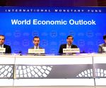 U.S.-WASHINGTON D.C.-IMF-WORLD ECONOMIC OUTLOOK