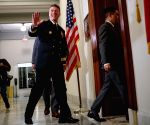U.S. WASHINGTON D.C. VETERANS AFFAIRS SECRETARY NOMINEE WITHDRAWAL