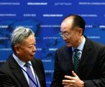U.S. WASHINGTON D.C. WORLD BANK AIIB FRAMEWORK SIGNING