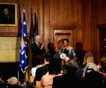 U.S.-WASHINGTON D.C.-ATTORNEY GENERAL-SWEARING IN