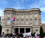 US CUBA EMBASSY OPENING CEREMONY