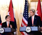 U.S. WASHINGTON D.C. CUBA DIPLOMATIC RELATIONS