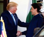 U.S. WASHINGTON D.C. PAKISTANI PM MEETING