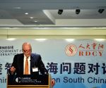 U.S.-WASHINGTON D.C.-CHINA-SOUTH CHINA SEA ISSUE-DIALOGUE