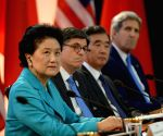 U.S. WASHINGTON D.C. CHINA HIGH LEVEL TALKS