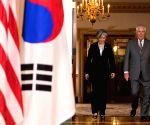 U.S.-WASHINGTON D.C.-SOUTH KOREAN FM-VISIT