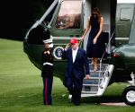 U.S. WASHINGTON D.C. TRUMP MEXICO AGREEMENT