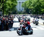 US WASHINGTON MEMORIAL DAY ROLLING THUNDER