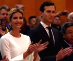 U.S.-WASHINGTON D.C.-CHINESE EMBASSY RECEPTION-IVANKA TRUMP