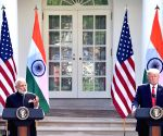 Washington DC: Modi-Trump Joint Press Statement