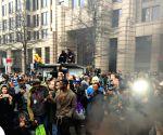 U.S. WASHINGTON D.C. PRESIDENT INAUGURATION TRUMP PROTEST
