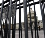 U.S. WASHINGTON D.C. GOVERNMENT SHUTDOWN ENDING