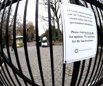 U.S. WASHINGTON D.C. NATIONAL ZOO PANDA CAM SHUTDOWN