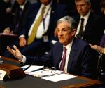 U.S. WASHINGTON D.C. JEROME POWELL SENATE HEARING