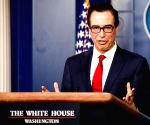 U.S. WASHINGTON D.C. MNUCHIN FEDERAL DEBT