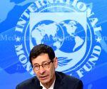 U.S.-WASHINGTON D.C.-IMF-EXTERNAL SECTOR REPORT