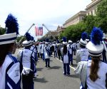 U.S. WASHINGTON D.C. MEMORIAL DAY PARADE