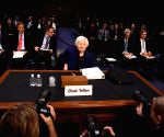 U.S. WASHINGTON D.C. FEDERAL RESERVE YELLEN RATE HIKE APPROPRIATE