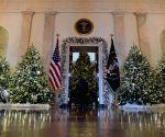U.S.-WASHINGTON D.C.-WHITE HOUSE-HOLIDAY DECORATION