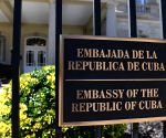 U.S. WASHINGTON D.C. CUBA DIPLOMATS EXPULSION