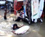 Adi Ganga water inundates Kalighat