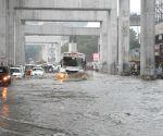 Water-logged roads