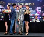 Battleground Asia' - press conference