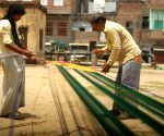 For weavers of Varanasi, there is sorrow in wrap and weft