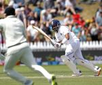 2nd Test: Shaw fifty helps reach 85/2 at Lunch on Day 1