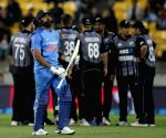 Wellington (New Zealand) : Twenty20 International - India Vs New Zealand
