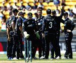 Wellington (New Zealand): 5th ODI - India V/s New Zealand
