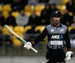 1st T20I: New Zealand post mammoth 219/6 vs India