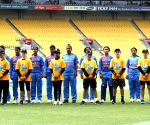 Wellington (New Zealand): Women's Twenty20 International - India Vs New Zealand