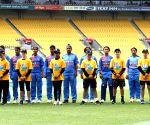 Wellington (New Zealand): Women's Twenty20 International - India Vs New Zealand