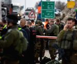 ISRAEL WEST BANK ATTACK