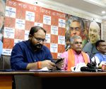 Dilip Ghosh's press conference